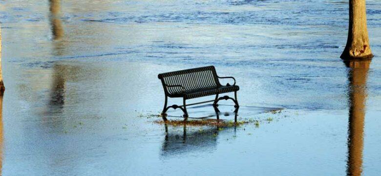 Wir zeigen Hochwassergefährdungen und Schadenspotential auf